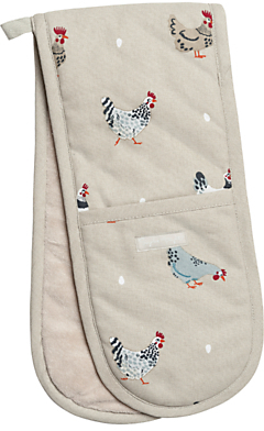 CHICKEN OVEN MITT