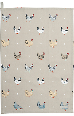 CHICKEN TEATOWEL
