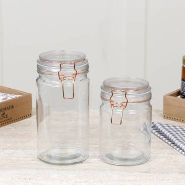 COPPER JARS