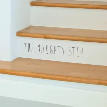 NAUGHTY STEP
