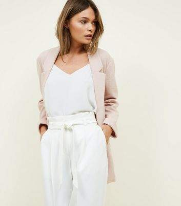 pink cheap blazer